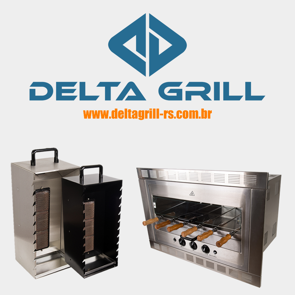 Delta Grill no Facebook